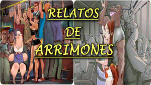 Relatos de arrimones eroticos en el bus